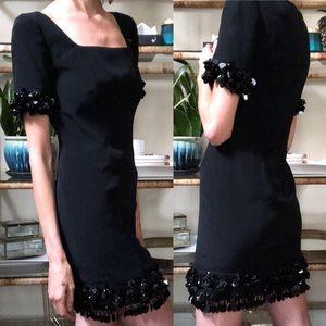 Vintage paillettes dress